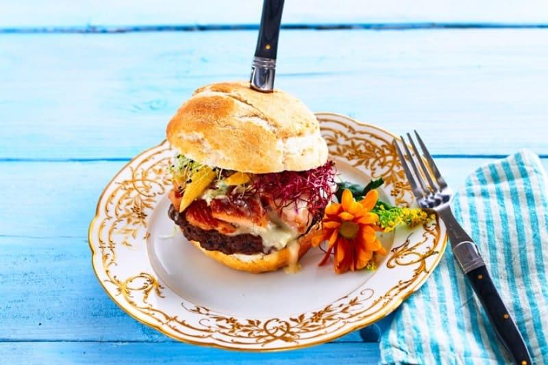 Homestyle 'Simmertal Burger'