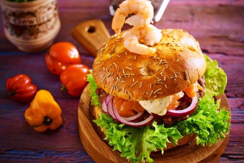 Seamen Club Burger