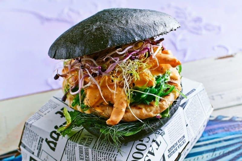 Black Tuna Burger Kamasutra