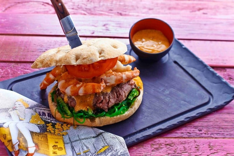 New York Homestyle Burger